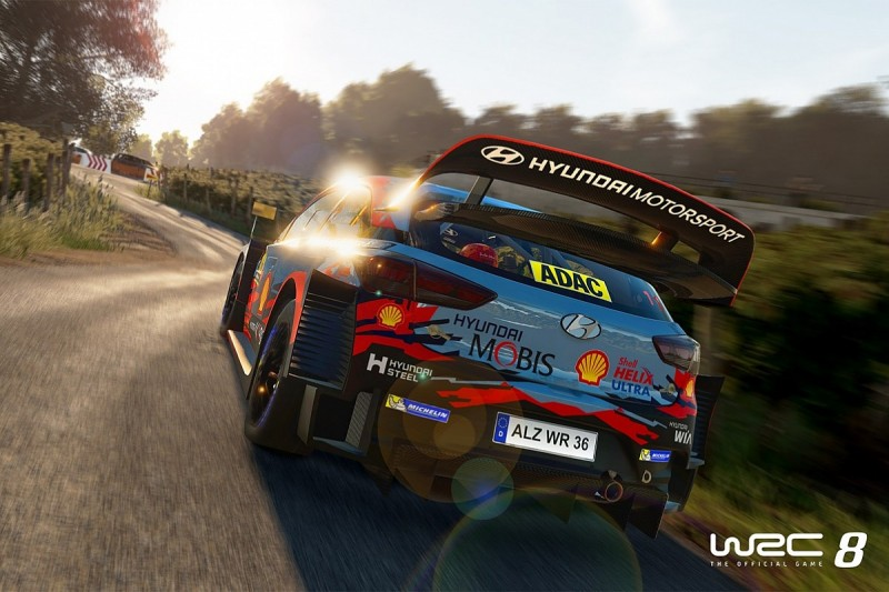 Promoted: How WRC8 replicates the essence of the real-life rallies