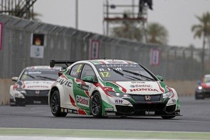 Second investigation launched into Honda World Touring Car floors