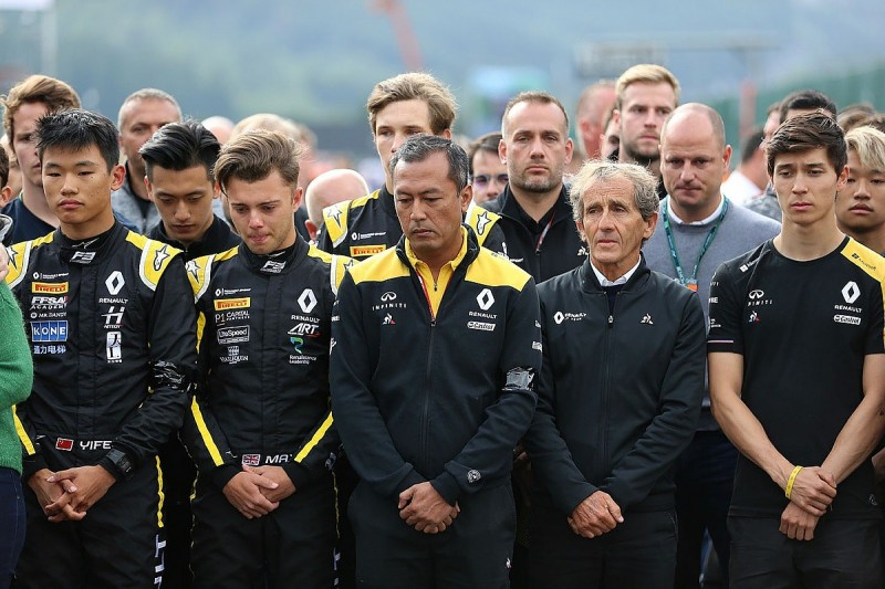 """Prost: Hubert's death shows safety must be """"even better"""" in motorsport"""