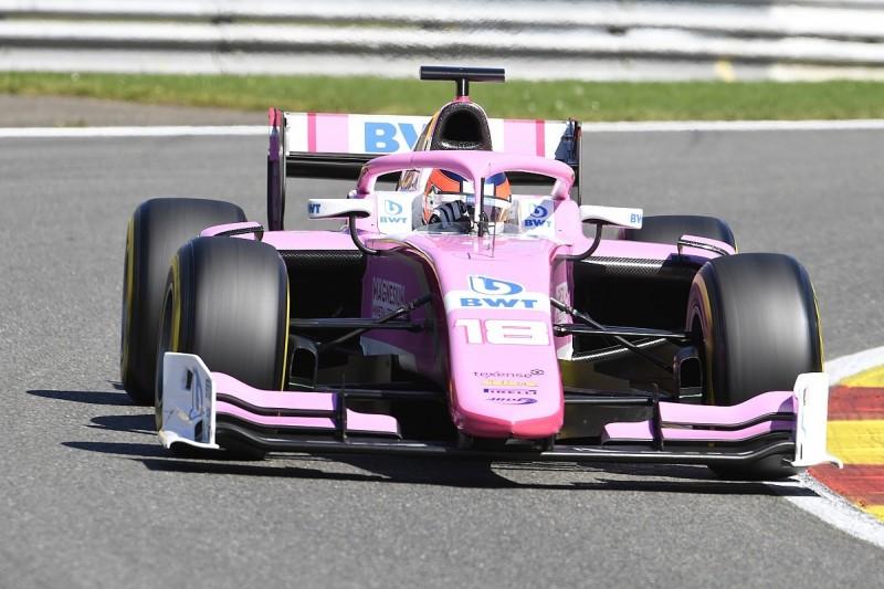 Arden to run only one Formula 2 car at Monza for Calderon
