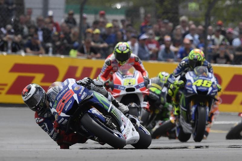 MotoGP title fight reset after Le Mans - Yamaha's Jorge Lorenzo