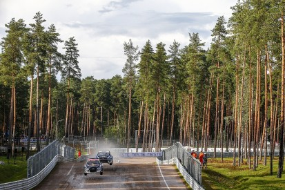 World Rallycross Championship plans major 2018 testing limits