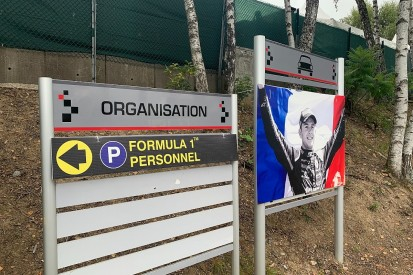 F1 and F3 to hold minute's silence in memory of Anthoine Hubert