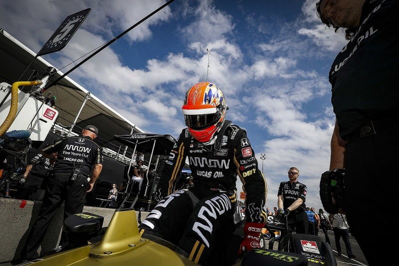 James Hinchcliffe to drive for McLaren SP IndyCar team in 2020