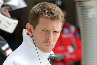 Injured Anthony Davidson pulls out of WEC opener at Silverstone