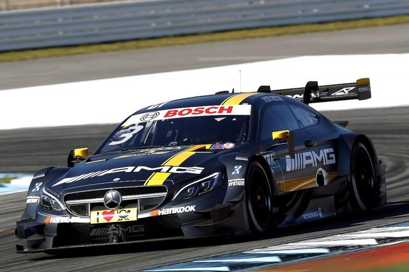 DTM Hockenheim: Ex-F1 racer Paul di Resta takes pole position