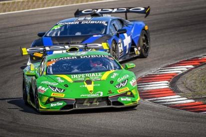 Postiglione/Galbiati score Lamborghini Super Trofeo Nurburgring double