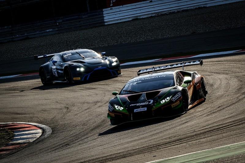 Nurburgring Blancpain: Caldarelli/Mapelli head Lamborghini one-two