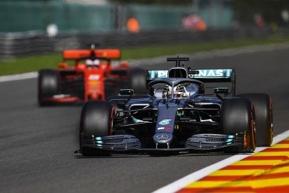 Hamilton: Traffic in final part of Belgian GP qualifying dangerous