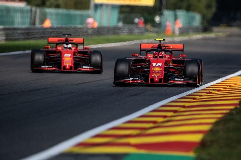 Leclerc asked Ferrari to drop slipstream plan in Spa F1 qualifying