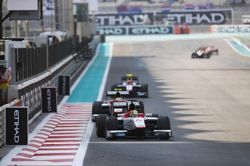 McLaren F1 junior Norris: F2 debut more difficult than I expected