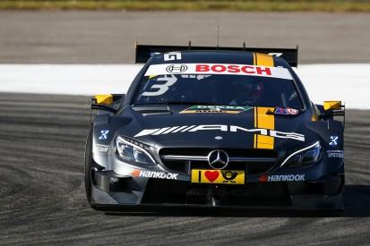 DTM Hockenheim: Ex-F1 racer Paul di Resta takes dominant win