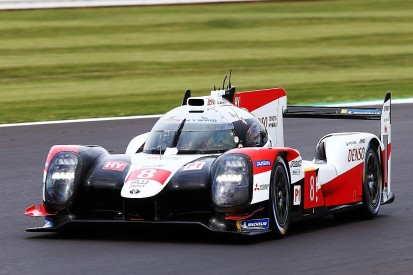 Silverstone WEC: Lead Toyota edges Rebellion in final practice