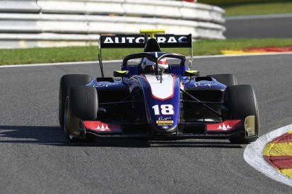 Piquet eases to Formula 3 race one win at Spa