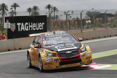 Tom Coronel beats Rob Huff to top spot in Marrakech WTCC practice
