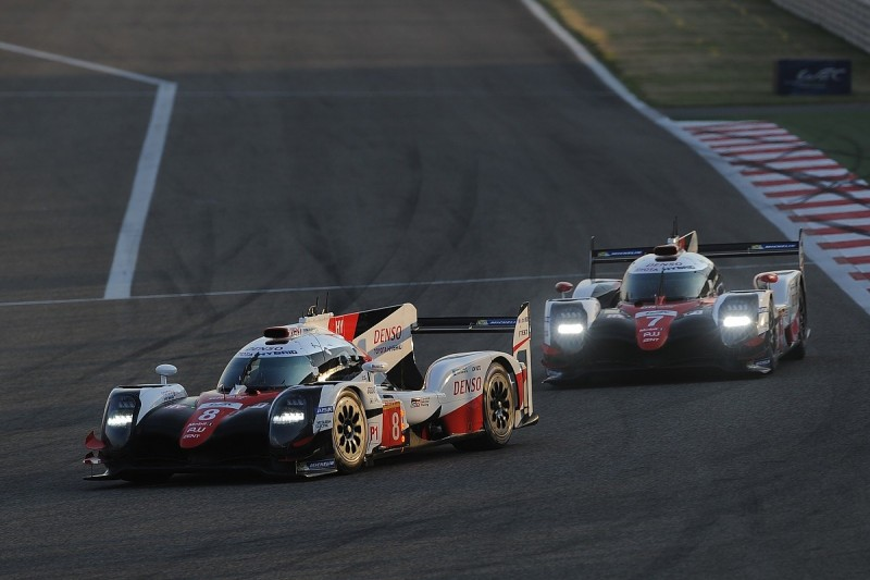Toyota set to retain current drivers for 2018/19 WEC superseason