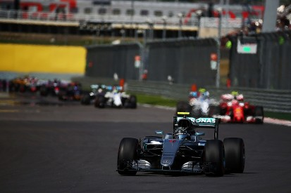 Why F1 teams disagree on fuel limit change for 2017