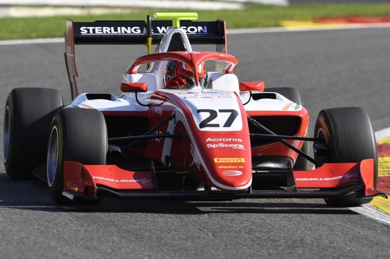 F3 Spa: Daruvala takes pole at Spa for Prema, ART has a disaster