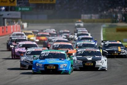 DTM Hockenheim: Audi's Mortara wins first race at Hockenheim