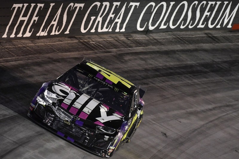 Jimmie Johnson's last-gasp battle for 2019 NASCAR Cup playoff place