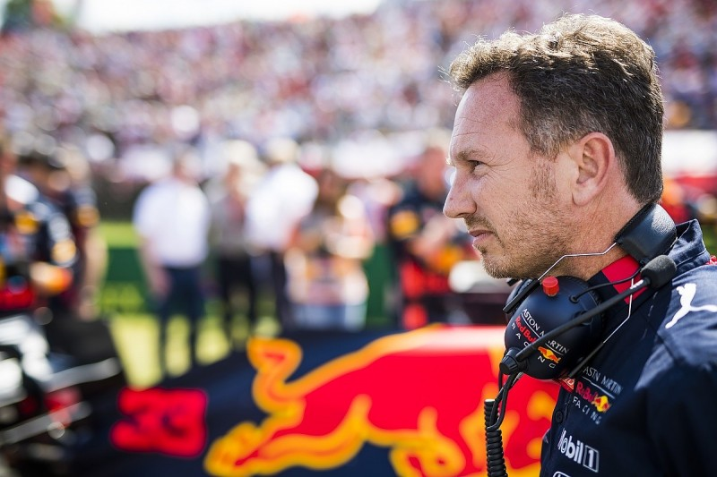 Red Bull could turn to a driver outside its Formula 1 pool for 2020
