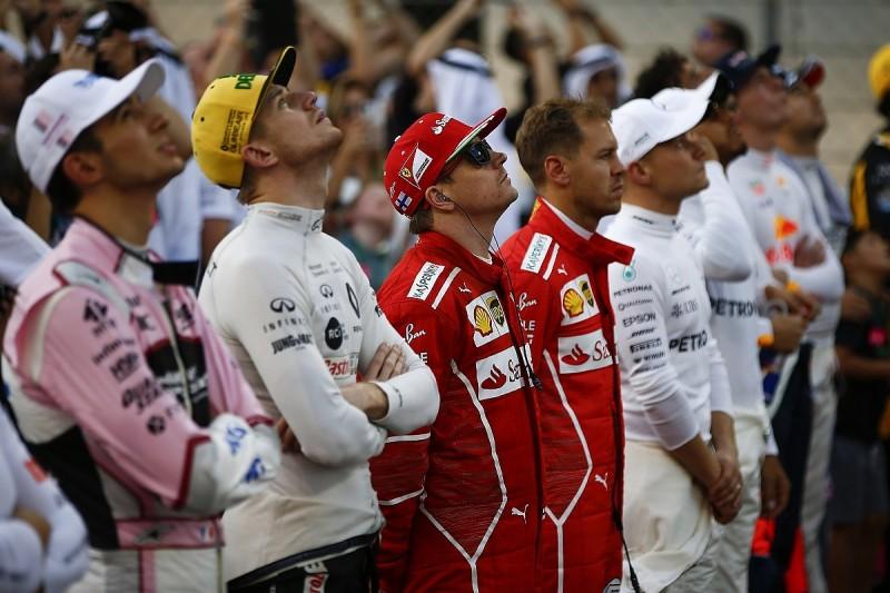 Grand Prix Drivers' Association gets 100% F1 driver membership