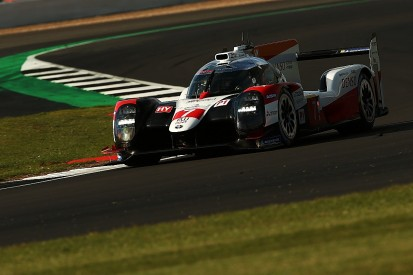 Toyota locks out top spots in Silverstone WEC second practice