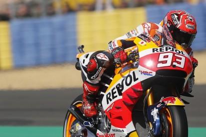 MotoGP winglets hurting overtaking - Marc Marquez