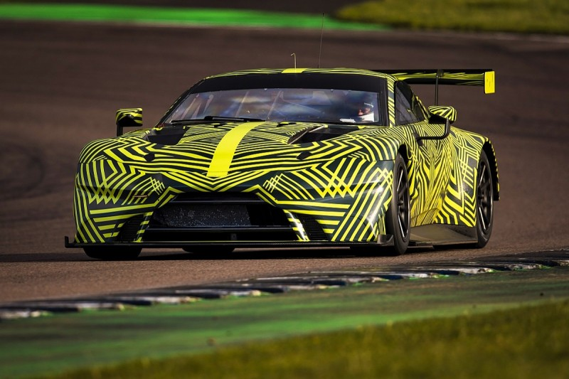 Aston's new Vantage GTE can 'win from the outset' in WEC - Turner