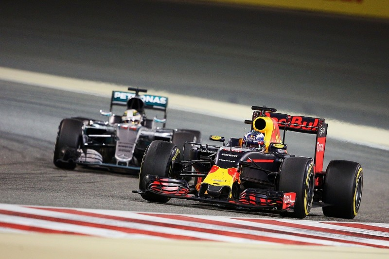 Red Bull has no sympathy for Mercedes over 2017 F1 rule changes