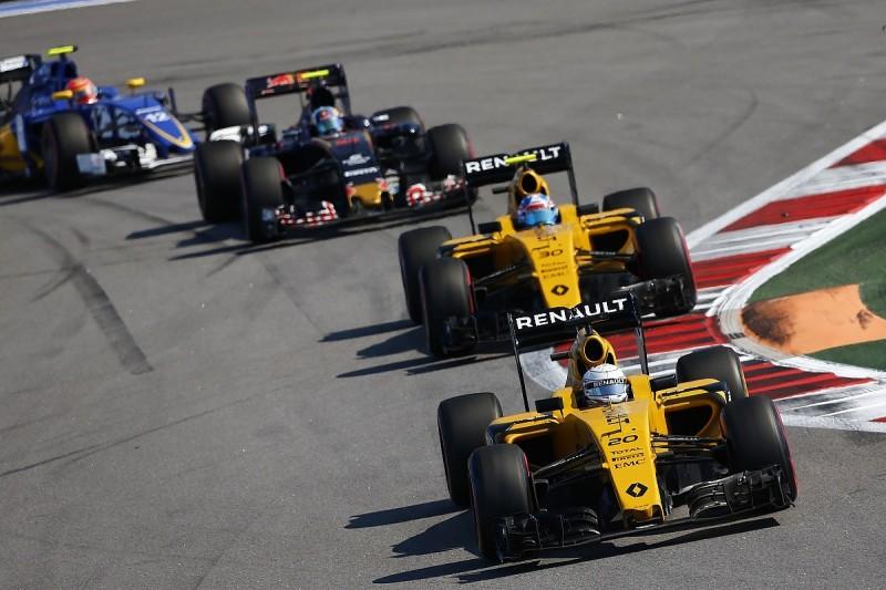 Renault F1 engine upgrade to make debut in Barcelona test