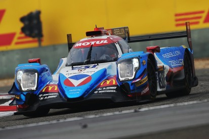 Rebellion confirms LMP1 return with Andre Lotterer and Neel Jani