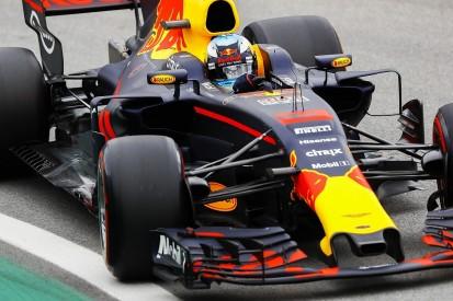 Daniel Ricciardo believes he was 'too sensitive' to 2017 F1 cars