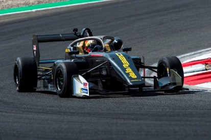 Ticktum in single-seater for first time since Red Bull junior exit