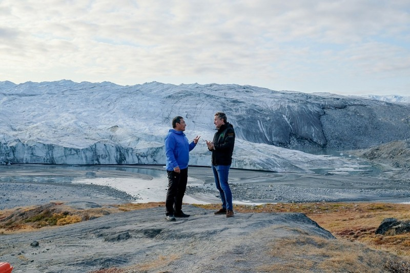 Greenland is first region revealed on Extreme E calendar for 2021