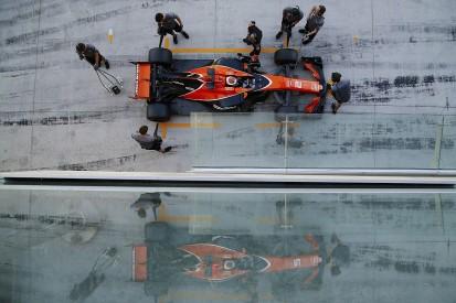 End of McLaren Formula 1 project a 'relief' - Honda