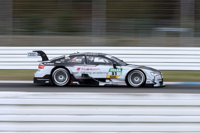 DTM Hockenheim: Muller on top as Audi domination continues