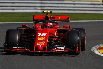 Belgian GP: Ferrari performs back-to-back new F1 wing tests in FP1