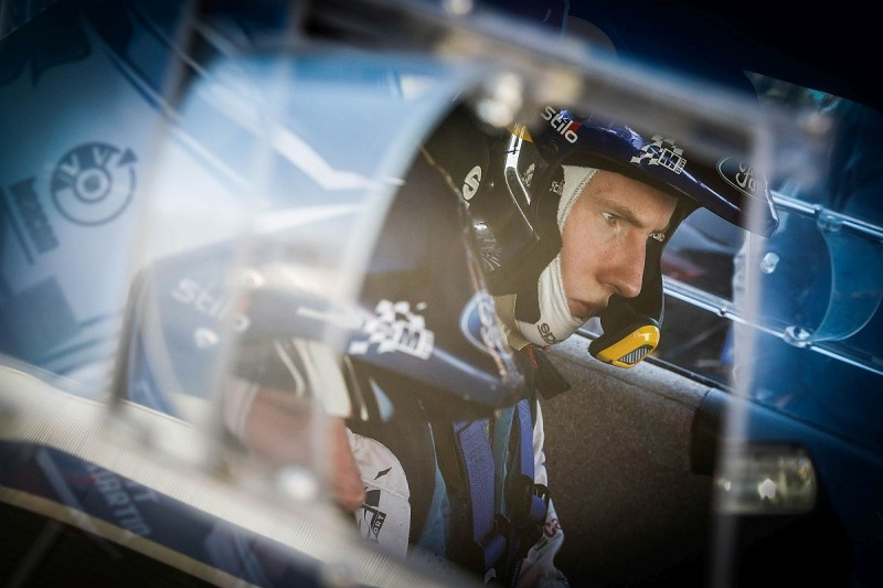 M-Sport's Evans to miss another WRC round, set for Rally GB return