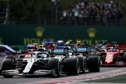 F1 plans new event format trials such as qualifying races in 2020