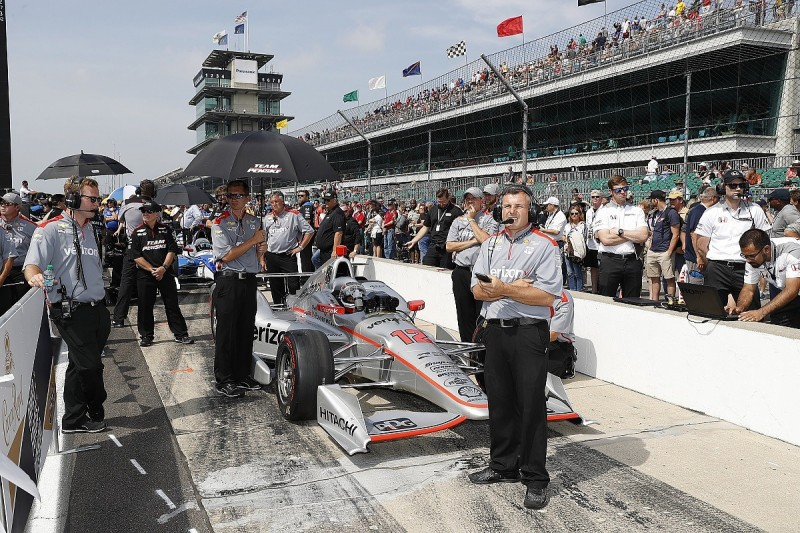 IndyCar considers Indianapolis 500 points system change