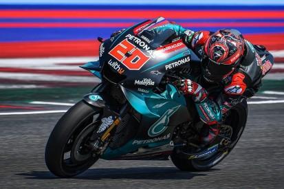 Quartararo returns from concussion to top first MotoGP Misano test