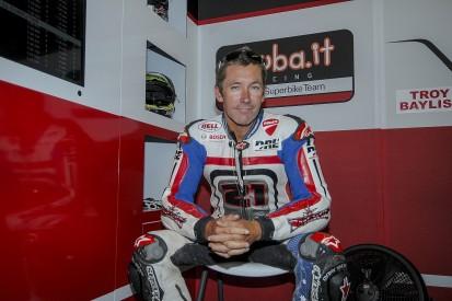 MotoGP winner and Superbike legend Bayliss makes racing comeback