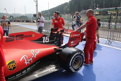 Tech: How F1 teams counter high-speed Belgian Grand Prix's demands