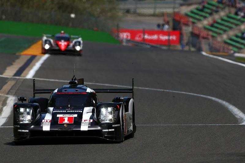 Porsche fastest in final Spa World Endurance Championship practice