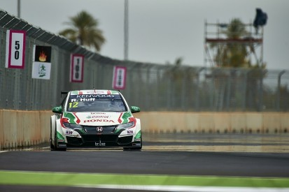 Rob Huff fastest in Friday Marrakech WTCC session for Honda