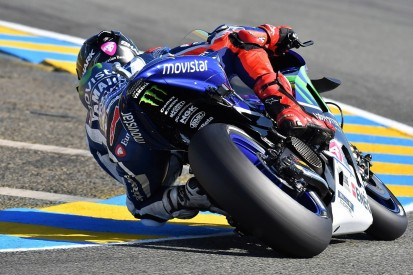 Jorge Lorenzo dominates second Le Mans MotoGP practice session