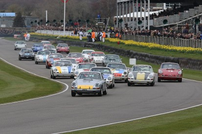 New racing series launched for classic Porsche 911s in 2018