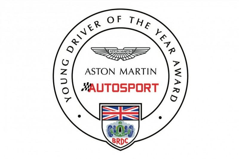 £200,000, F1 car test for Aston Martin Autosport BRDC Award winner