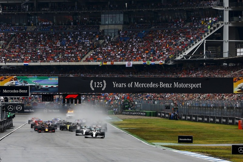F1's German GP could return at different venue after 2020 exit
